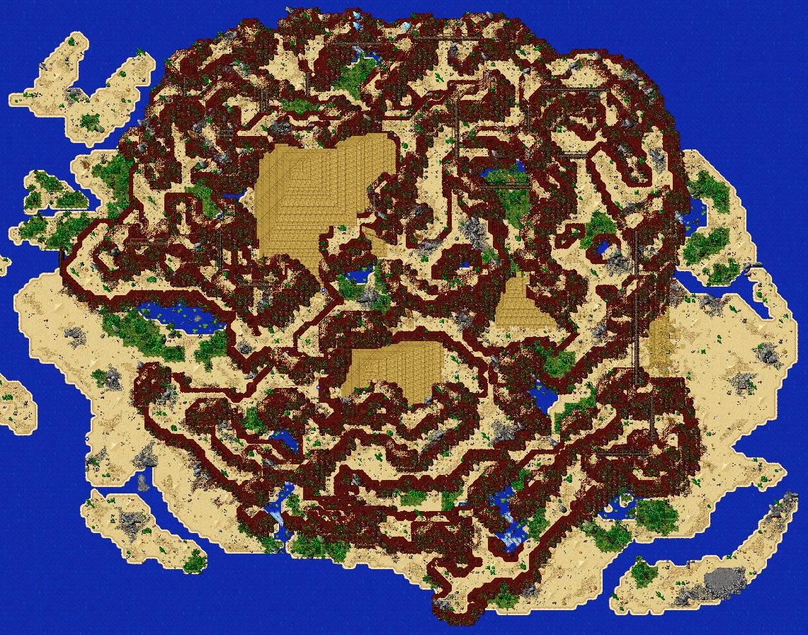 Tibia World Map.Axera Pl Ots Open Tibia Server
